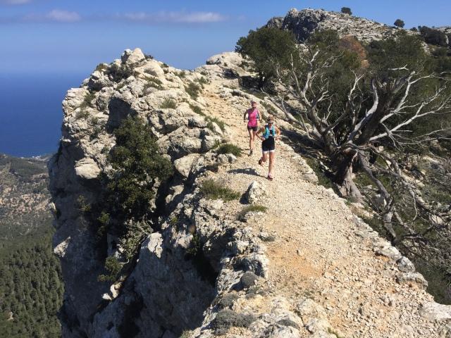 Løpetur i fjellene på Mallorca 14