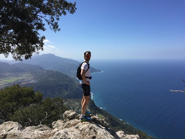 Løpetur i fjellene på Mallorca 17