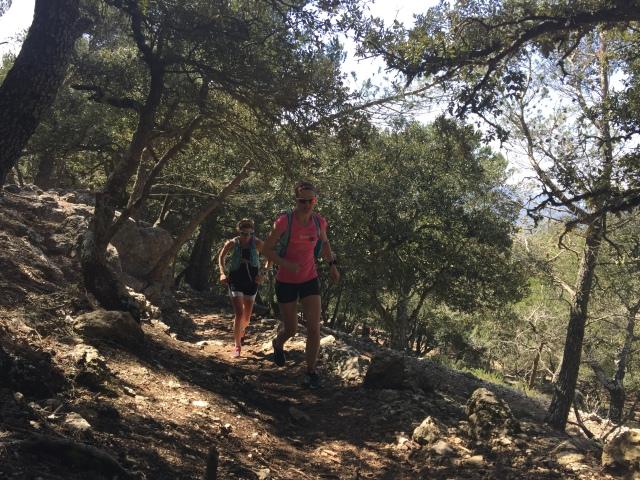 Løpetur i fjellene på Mallorca 19
