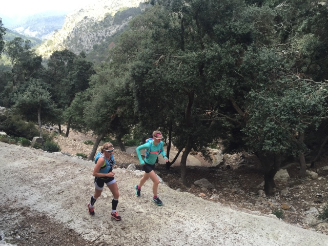 Løpetur i fjellene på Mallorca 2
