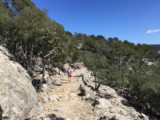 Løpetur i fjellene på Mallorca 20