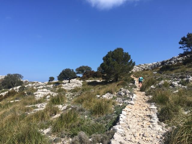 Løpetur i fjellene på Mallorca 3