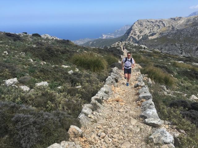 Løpetur i fjellene på Mallorca 5