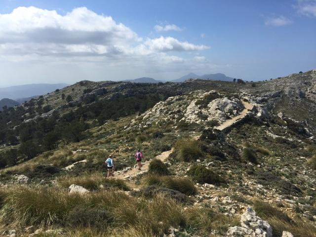 Løpetur i fjellene på Mallorca 6