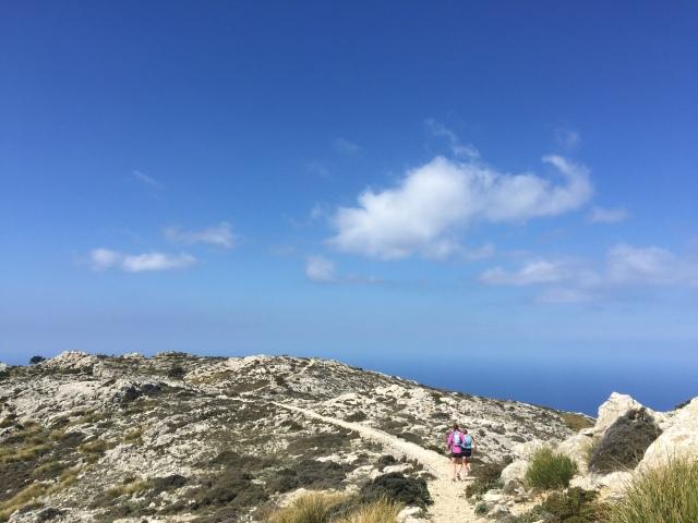 Løpetur i fjellene på Mallorca 8