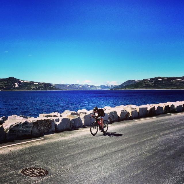 Trude Stormo på Imingfjell