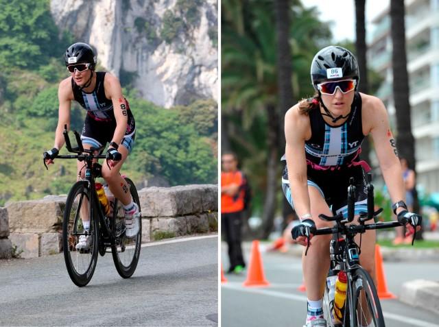 Trude sykkel Ironman Nice 2016