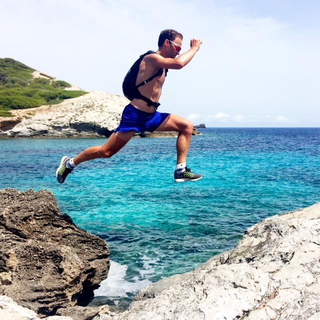 Løpetur ved Cala Torta Happytimes Mallorca