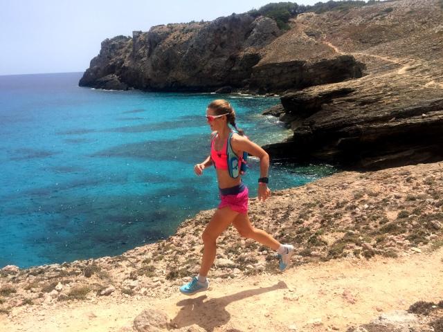Løpetur ved Cala Torta Mallorca Happytimes