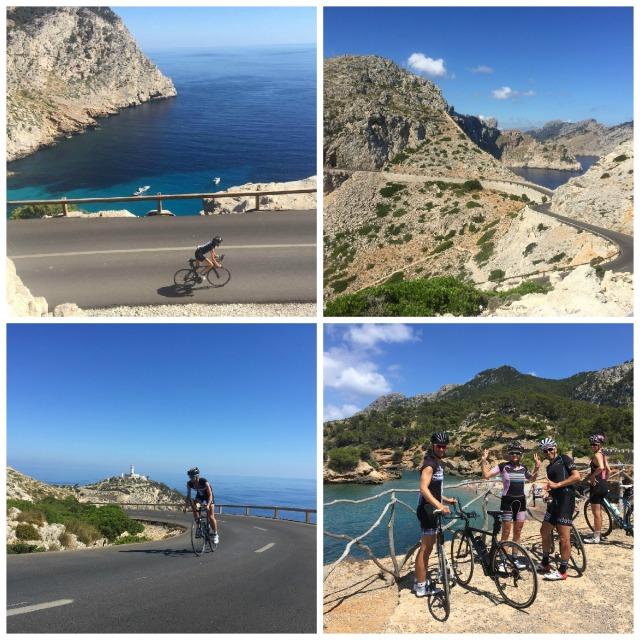 Sykkeltur til Cap de Formentor og Playa de La Victoria