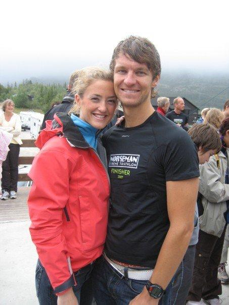 Norseman 2007 Lars Petter og Trude Stormo